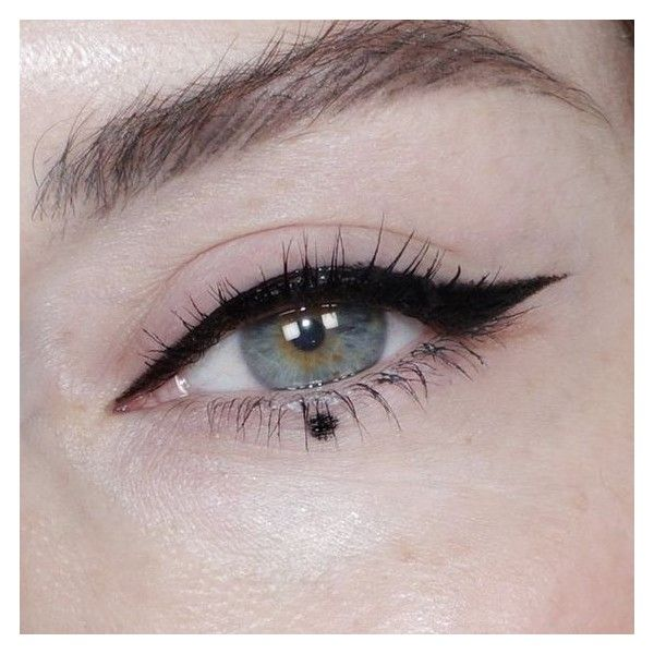 Dot-Eyeliner ❤ liked on Polyvore featuring beauty products, makeup, eye makeup and eyeliner