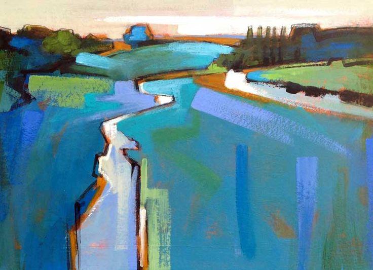 Susan Kirkman at Forton Fine Art