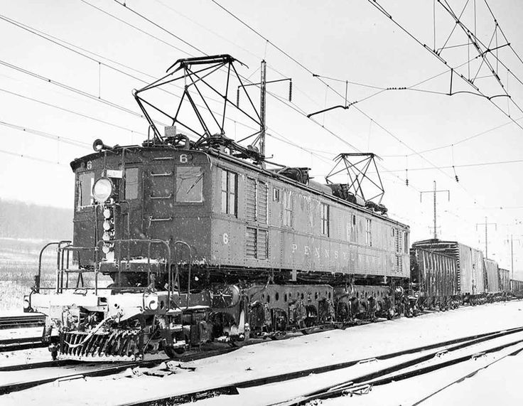 117 Best North American Electric Locomotives Images On