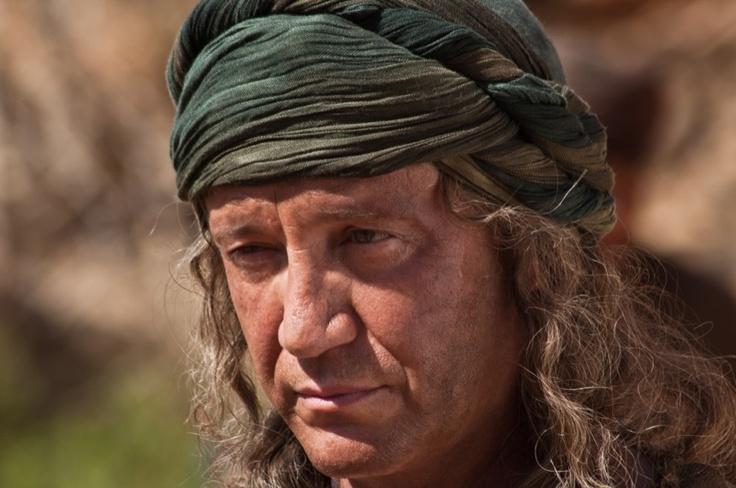Kedar played by Hristo Shopov