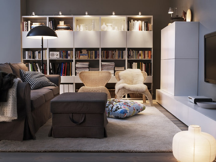 1000 images about ikea tv room on pinterest ikea tv extra storage and tvs for Ikea living room storage ideas