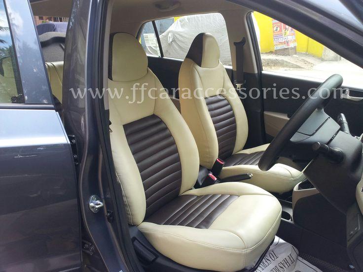 Hyundai Grand I 10 Custom Fit Car Seat Covers Work Done By