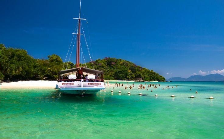 Ilha de ICataguases - Cataguases Island - Angra dos Reis - RJ - BRA by Paulinho  Rodrigues, via 500px