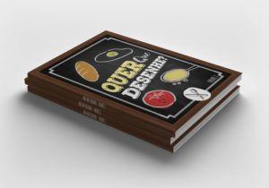 Novo livro de receita ilustrada do Mixidão. Quer que desenhe do Mixidão - Volume 2
