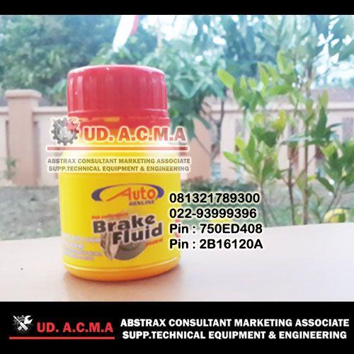Abstrax Consultant Marketing Associate: Minyak Rem AUTO GENUINE BRAKE FLUID