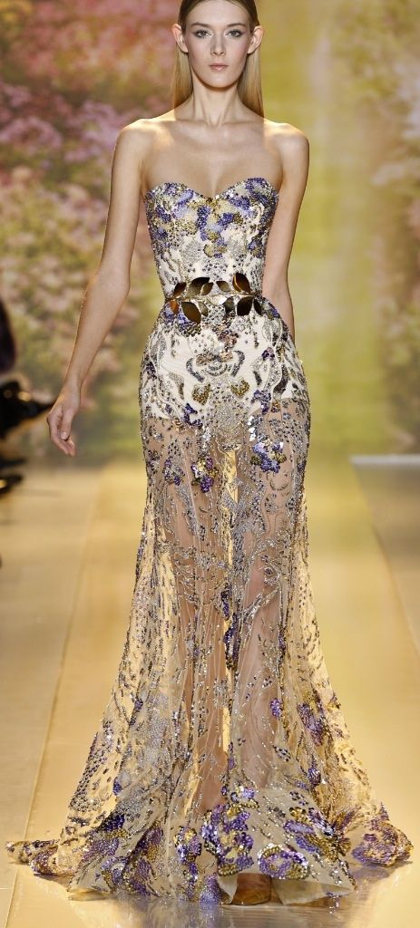 Zuhair Murad | BEAUTIFUL DRESS| FASHION | M E G H A N ♠ M A C K E N Z I E