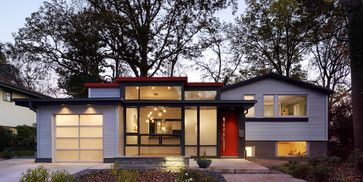 Exterior Paint 80 S Split Level Design Ideas Pictures Remodel And Decor Outside In 2018 Pinterest