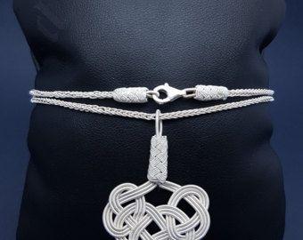 925 Silver Kazaz Bracelet  Kazaziye  gift for her by youngcoolwild
