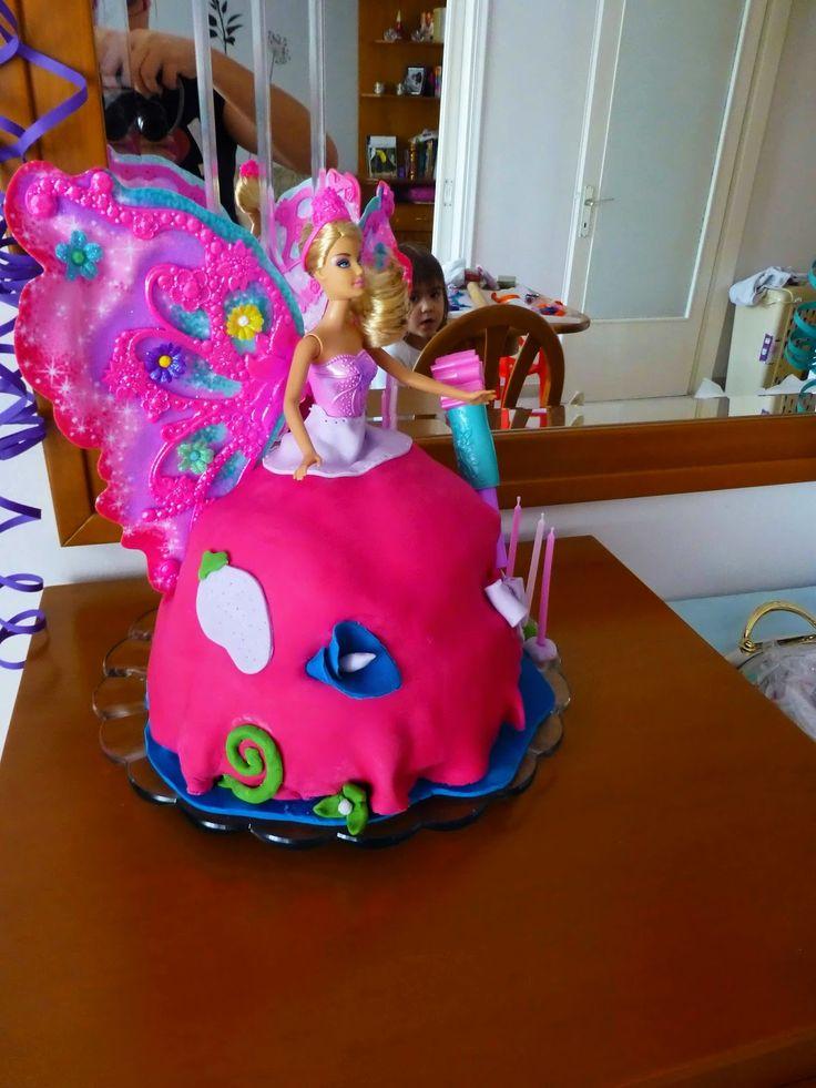 Έμπνευση και Δημιουργία, Barbie Cake