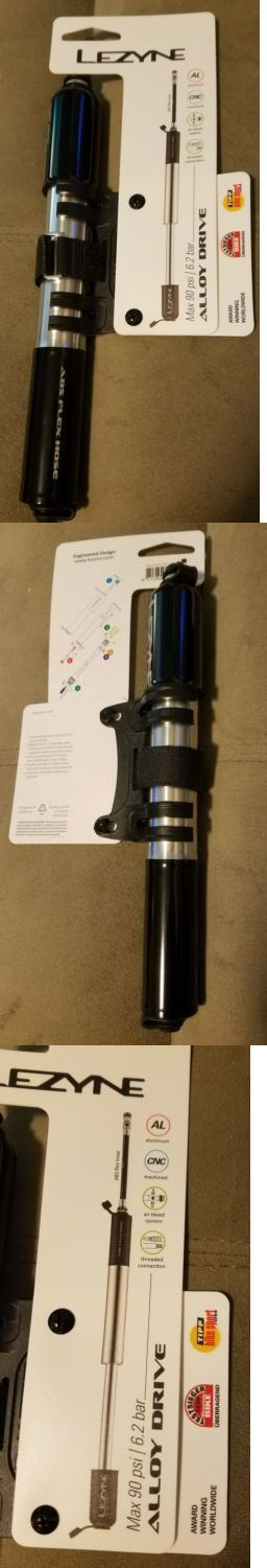 Pumps 22691: Lezyne Pump Mini Alloy Drive Brand New In Retail Package Black -> BUY IT NOW ONLY: $35 on eBay!