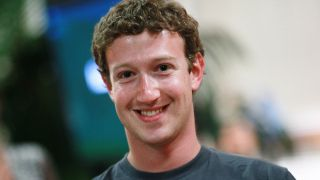 He's doing his very best. And Mark Zuckerberg, at his best, is pretty formidable.