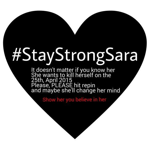 Please help her! Repin to the boards that have the most followers and maybe post it to more than one!!