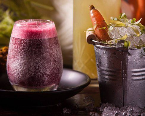 Foodie cocktails to try!