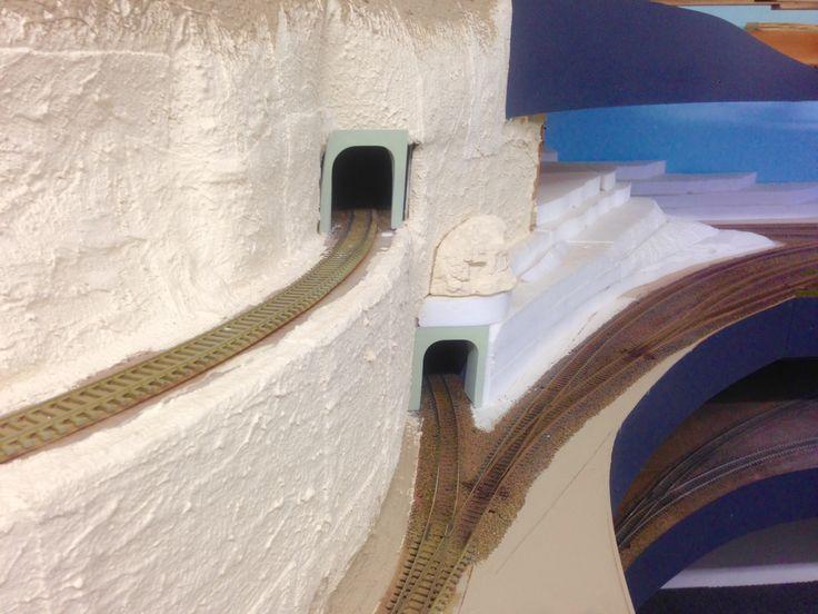 271 best Pociągi images on Pinterest Model trains, Model train - copy lionel trains coloring pages