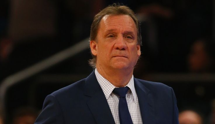 Flip Saunders Hospitalized During Cancer Treatment And Steps Aside With Timberwolves