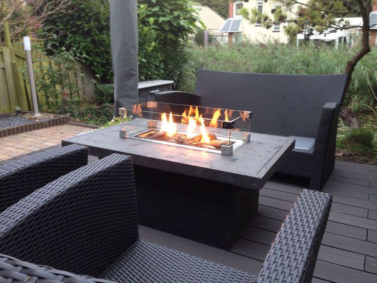 Vuurtafel op gas vuur-tafels.nl