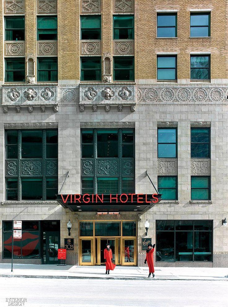 Virgin Terrain Rockwell Group Europe Innovates At Hotels Chicago IllinoisEuropeLuxuryHospitalityArchitectureFacadeGroupInterior Design