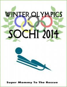 Olympics printables - FREE