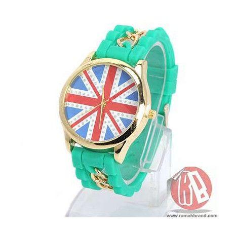 England (J-826) @Rp. 99.000,-   http://rumahbrand.com/tren-wanita/1504-england.html  #hadiah #kado #jam #clock #souvenir #digital #waktu #watch #gimmick #fashion #rumahbrand #tren #trendy #murah #store #jamtangan #mall #style #shopping #retail #rumah #mal #fancy #brand #grosir #pukul #lonceng #arloji #pencatatwaktu #penjagawaktu #hour #time #ticker #timepiece #horologe #timekeeper #analog #jamdigital #jamanalog #jammurah #jamtanganmurah #bazaar #jamtangankeren #arcademarketplace #digitimes…