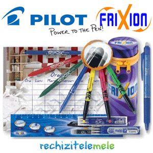 Rechizite Pilot Frixion Penar echipat cu instrumente de scris Frixion | TimeZ.ro