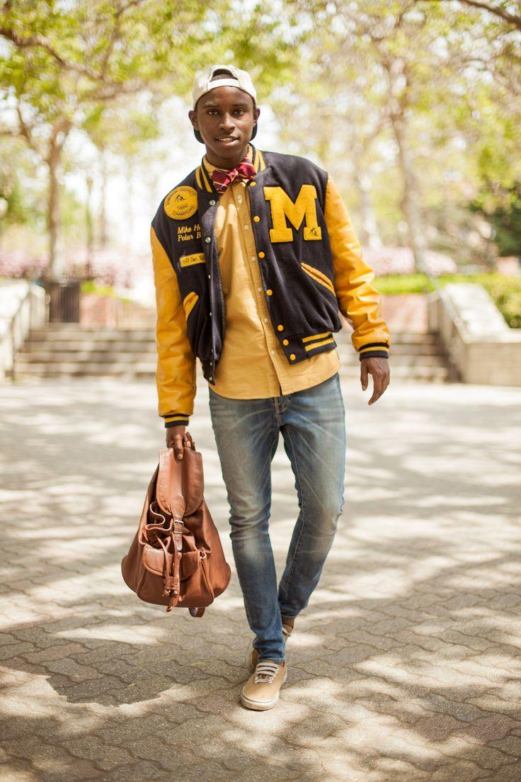 Ivy league dress style