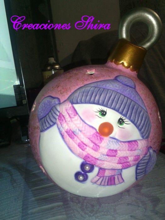 Esfera cerámica
