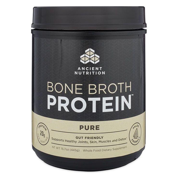 Bone broth protein pure bone broth nutrition healthy