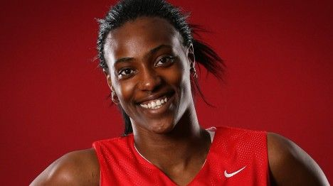 Sylvia Fowles is a modern day 'Wonder Woman'. #WNBA #basketball #Chicago #Sky #charity