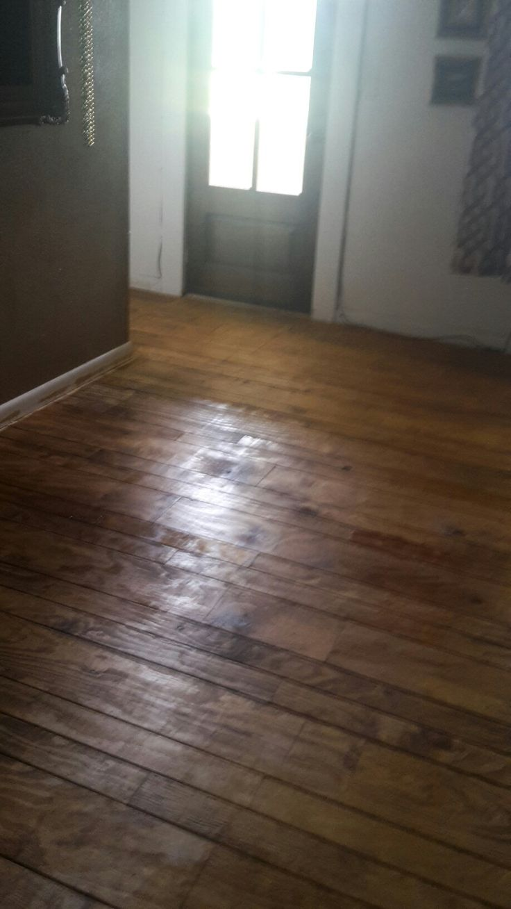 25 Best Ideas About Stained Plywood Floors On Pinterest