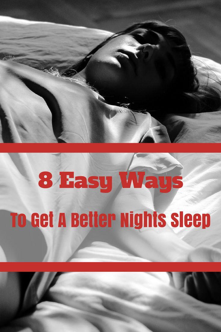 Getting enough good sleep is essential to your physical and mental health.  Here are some easy ways to naturally improve your sleep.   #GuestPost #Sleep #BetterSleep #GoodSleep #Insomnia #SleepHygiene #SleepHealth #HealthySleep
