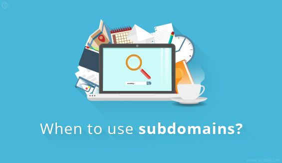 Using Subdomains—Benefits and Drawbacks  Most businesses don't like to use subdomains because they feel like they give them a disadvantage in many areas, such as having a prefix name before your web-site, being ignored by bots and index spiders in search engines and all in all, it just doesn't look right. So let's check our facts on subdomains. A subdomain is substitute or second-level of a domain. A regular domain looks as follows: www.weekhost.com . A sub domain looks like this…