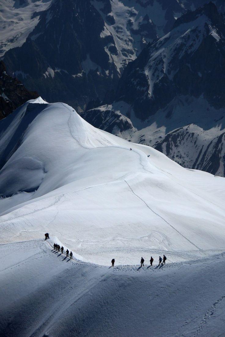 Path to the summit par Florian Duchamp