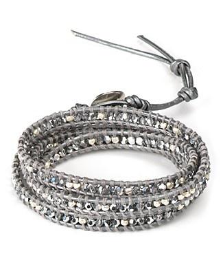 Chan Luu Five Wrap Leather Bracelet | Bloomingdale's