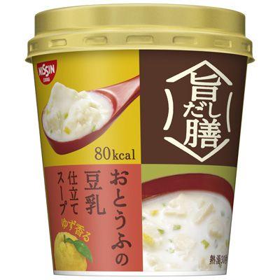 旨だし膳 <おとうふの豆乳仕立てスープ> - 食@新製品 - 『新製品』から食の今と明日を見る!
