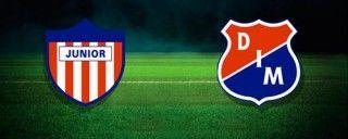 Junior vs Medellín en Vivo – Liga Águila 2015