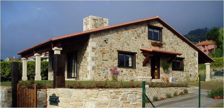 Construcciones r sticas gallegas casas r sticas de - Casas de piedra galicia ...