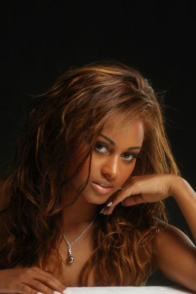 Hayat Ahmed (born: 1982, Ethiopia) is an Ethiopian model and beauty queen. She was Miss Ethiopia 2003.