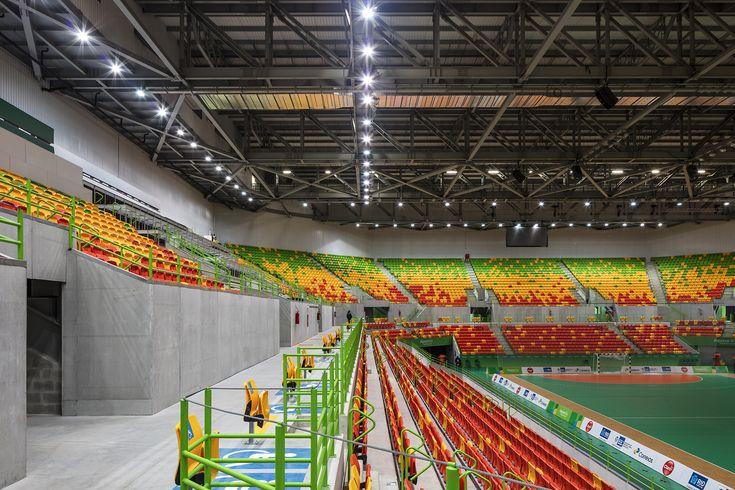 Gallery of Rio 2016 Olympic Handball Arena / OA | Oficina de Arquitetos + LSFG Arquitetos Associados - 3