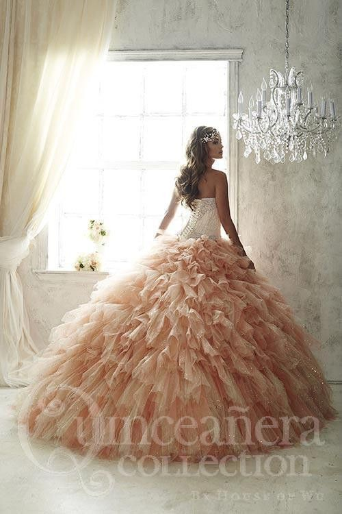 Quinceanera Collection 26821