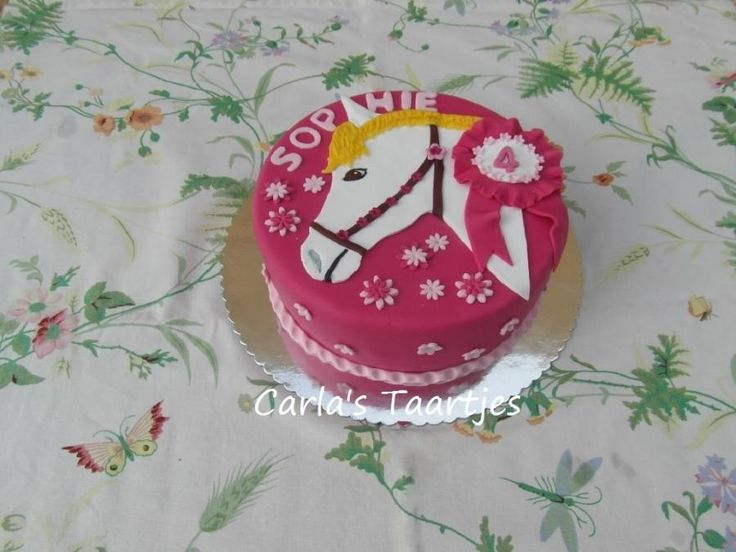 Horse cake - http://cakesdecor.com/cakes/263426-horse-cake