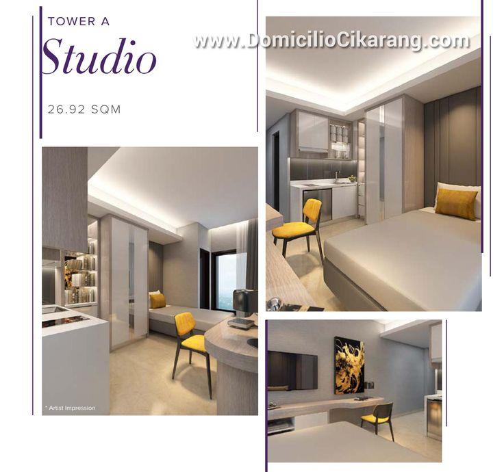 Design Interior Domicilio Cikarang Apartment Bekasi