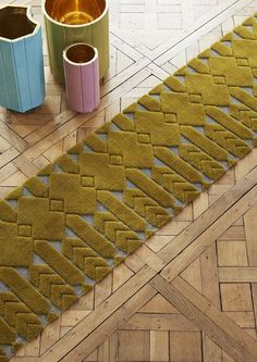 Luxury pattern, the most refinement fabrics to interior design, find more at rugsociety.eu
