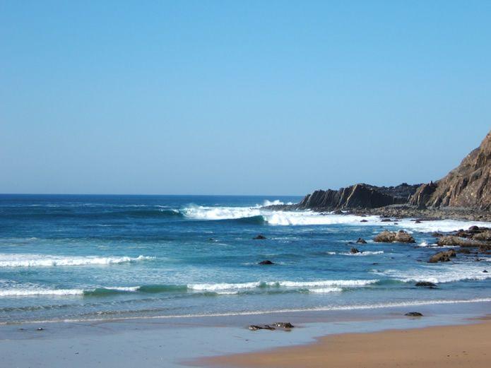 Algarve - Praia Ariffana