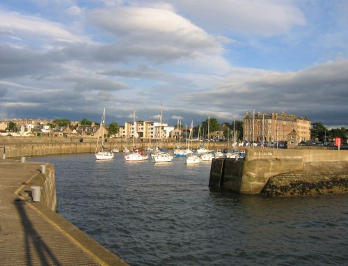 Musselburgh Fisherrow Harbour