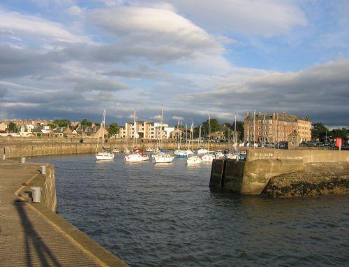 Musselburgh Fisherrow Harbour