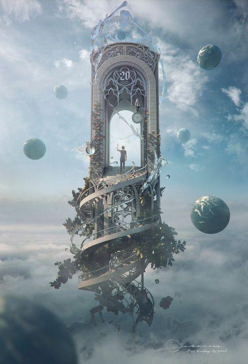 El portal de los cielos
