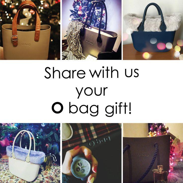 Hai ricevuto #Obag in regalo per #Natale?? Condividi con noi le tue foto! Le caricheremo sul nostro album!                                                  ********* Share with us your O bag gifts! #FullSpot #fw15