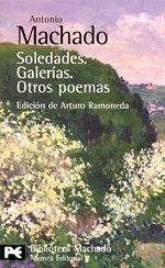 Antonio Machado, poemas