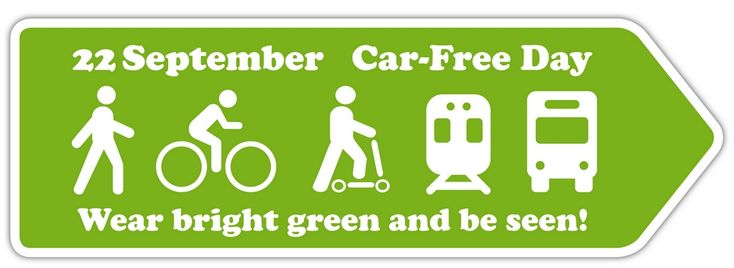 World Car Free Day, September 22