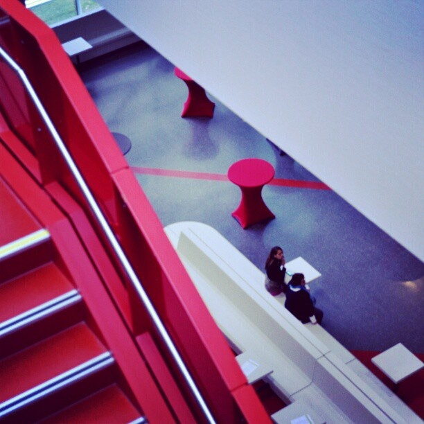 #Saxion Deventer by a different angle #design #university #Holland // http://instagram.com/p/aaJOoYMb2v/